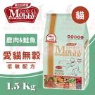 PRO毛孩王 莫比Mobby 鹿肉+鮭魚...