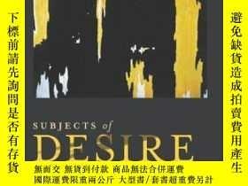 二手書博民逛書店Subjects罕見Of DesireY256260 Judith Butler Columbia Unive