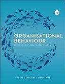 二手書博民逛書店 《Organisational Behaviour: Emerging Knowledge, Global Insights》 R2Y ISBN:0071016260