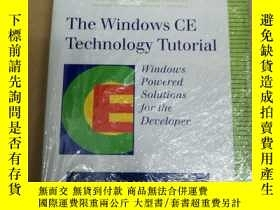 二手書博民逛書店The罕見Windows CE Technology Tutor