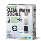 【4M】03281 科學探索-環保淨水器 Clean Water Science