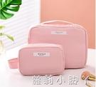 網紅化妝包女手提便攜大容量精致時尚高檔化妝品收納包袋盒洗漱包 蘿莉新品