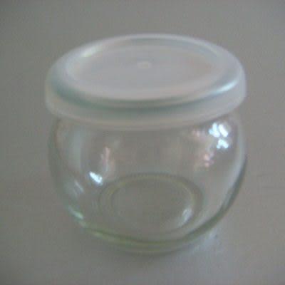 布丁瓶(150ml)/密封罐/玻璃瓶/儲物罐/收納罐/糖果罐/保鮮罐