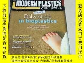 二手書博民逛書店MODERN罕見PLASTICS WORLDWIDE.2011(英文)(兩本合售)Y200392 出版2