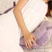 多功能孕婦枕頭護腰枕側睡臥枕睡覺托腹抱枕靠枕U型枕睡枕 igo漾美眉韓衣