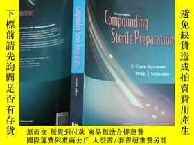 二手書博民逛書店Compounding罕見Sterile Preparation