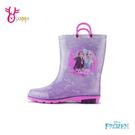 冰雪奇緣2兒童雨鞋 女童雨鞋 ELSA艾...