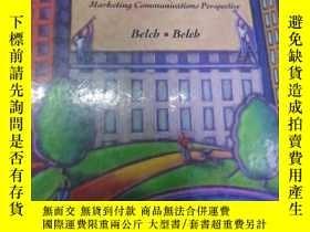 二手書博民逛書店廣告與罕見英文原版15935 George E.Belch Mi