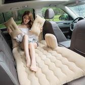 聖誕節車震床汽車後備箱SUV氣墊車載充氣床旅行床T