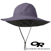 【OR 美國】Oasis 女抗紫外線透氣寬邊圓盤帽『暗紫』264388防曬帽.圓盤帽.大盤帽.遮陽帽.棉帽