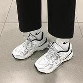 運動鞋 2021新款春夏港風老爹鞋ins復古風百搭韓版運動鞋女學生跑鞋 嬡孕哺 新品