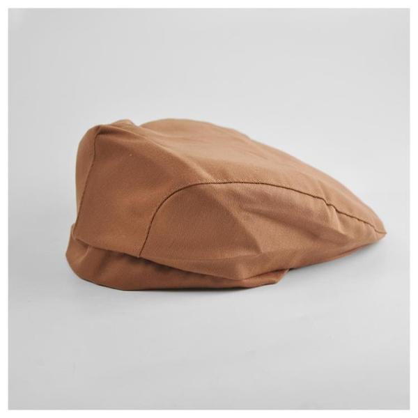限時優惠 軒之新廚師帽子工作帽透氣火鍋餐廳服務員貝雷帽女酒店廚房鴨舌帽