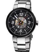 ORIS 豪利時 TT1 競速陶瓷時尚鏤空機械手錶 0173376684114-0782510