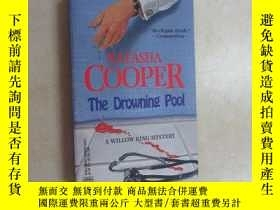 二手書博民逛書店the罕見drowning pool cooper 共251頁Y