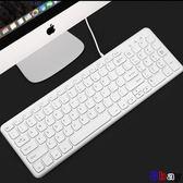 【Bbay】鍵盤 鍵盤 有線 臺式電腦 USB外接 鍵盤