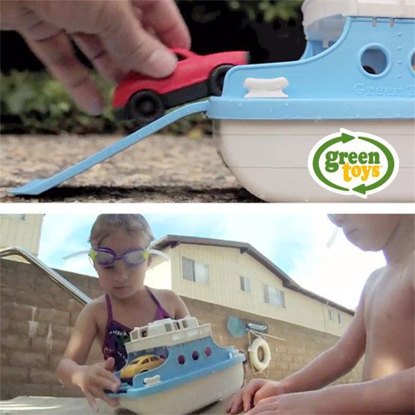 【美國Green Toys】大口魚渡輪