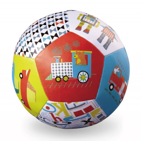Crocodile Creek 5吋寶寶感統遊戲皮球(13cm)-玩樂世界