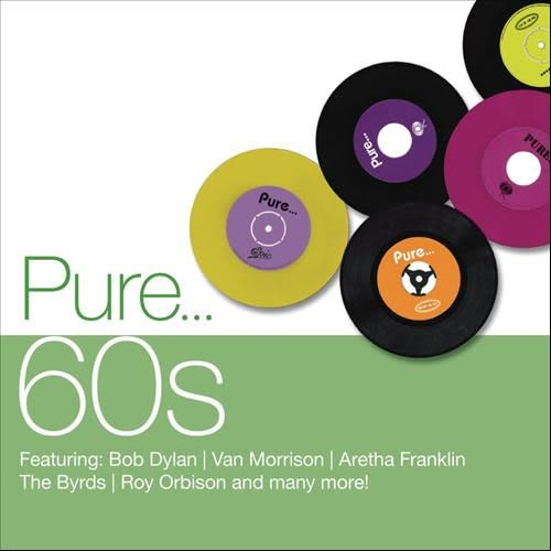 純60金曲 CD 四片裝 V.A / Pure…60s  (音樂影片購)
