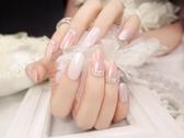 美甲甲片成品 假指甲貼片成品時尚氣質新娘假指甲