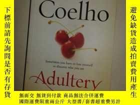二手書博民逛書店PAULO罕見COELHO :ADULTERY 【194】Y10970 Paulo Coelho HUTCHI