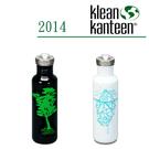 Klean Kanteen | 無毒 環保 不鏽鋼 水瓶 水壺-生長彩繪版、保存彩繪版 | 秀山莊(KK27SSL)