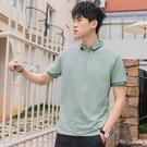 【型男精選任搭2件$699】純棉短袖POLO衫簡約設計款男款POLO衫