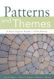 二手書博民逛書店 《Patterns and Themes: A Basic English Reader (with InfoTrac®)》 R2Y ISBN:0155045830