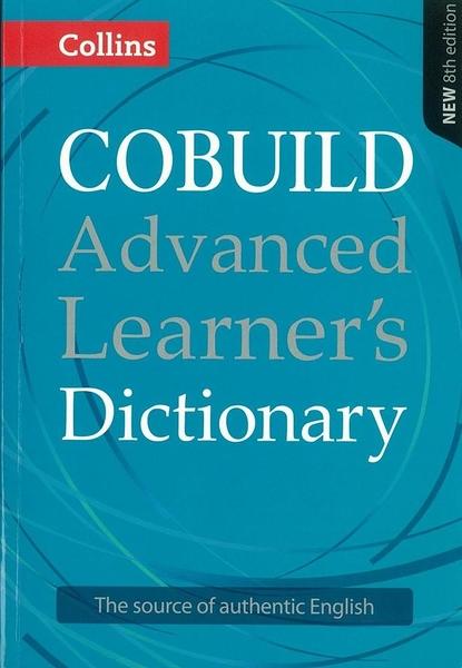 (二手書)Collins Cobuild Advanced Learner's Dictionary