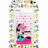 【Disney】Sony Xperia M5 地板動作系列 彩繪透明保護軟套