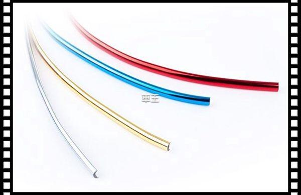 【車王小舖】BMW 1系 3系 5系 7系 X系 鋁圈 輪框 輪圈 裝飾條 保護條 防撞條 電鍍