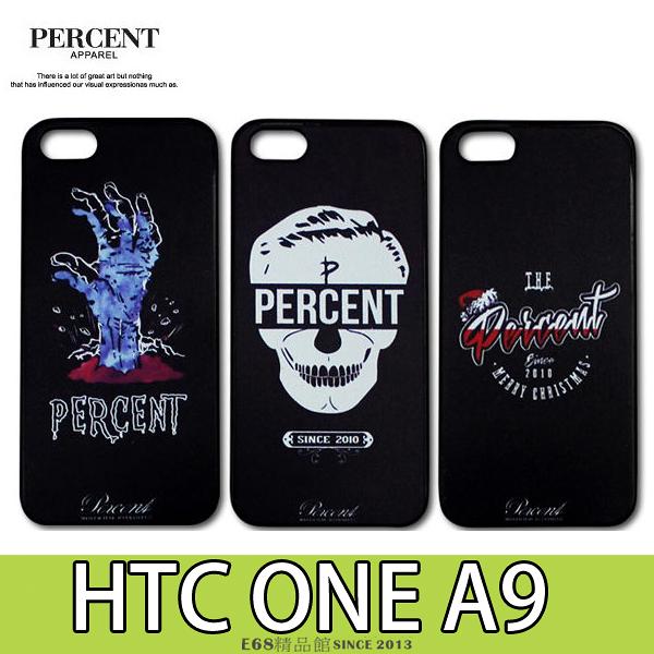E68精品館 台灣品牌 HTC ONE A9 PERCENT 彩繪設計背蓋硬殼保護套手機套手機殼保護殼 A9U