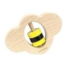 木製嬰兒手搖玩具 - 蜜蜂