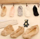 兒童船襪純棉春秋夏季薄款硅膠防滑女童襪子寶寶蕾絲隱形淺口可愛 預熱狂歡節