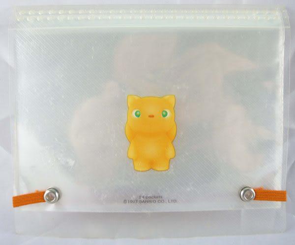 【震撼精品百貨】黃色小松鼠~相本『透明綠點』