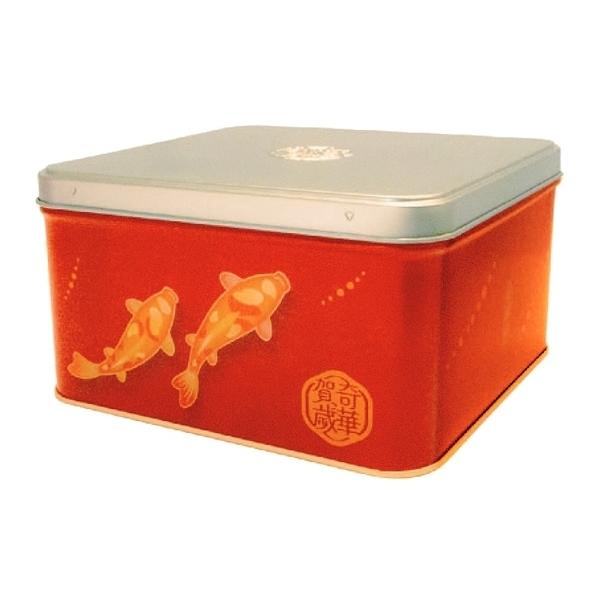 kee wah bakery 奇華餅家 香脆雞蛋捲禮盒(賀年版)340g 款式可選 (無附紙袋)※限宅配/禁空運