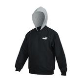 PUMA 男基本系列連帽外套(免運 歐規 防風 休閒 上衣≡體院≡ 58715301