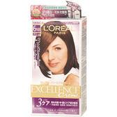 萊雅優媚霜三重雙管染髮劑 6NB【康是美】