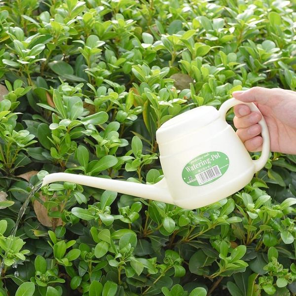 日本進口家用灑水壺噴水壺園藝用品噴花澆水壺澆花壺塑料長嘴噴壺GW