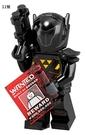 樂高LEGO Minifigures 第19彈 人偶組 人偶包 11號 Galactic Bounty Hunter 拆袋檢查全新販售 71025 TOYeGO 玩具e哥