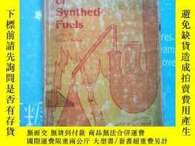 二手書博民逛書店combustion罕見of synthetic fuels【精