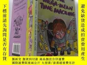 二手書博民逛書店horrid罕見henry and the mega mean time machine: 可怕的亨利和超級機器