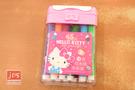 Hello Kitty 凱蒂貓 12色可水洗水彩筆 粉 963831