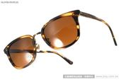 OLIVER PEOPLES 太陽眼鏡 KETTNER 1003N9 (流線棕) 懷舊經典偏光款 # 金橘眼鏡