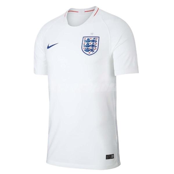 Nike 球衣 2018 England Stadium Home 白 藍 男款 英國國家隊 主場 球迷版 FIFA 世界杯 【PUMP306】893868-100