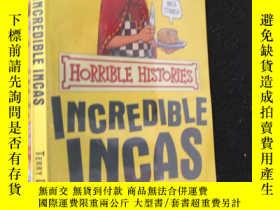 二手書博民逛書店The罕見Incredible IncasY203909 Ter