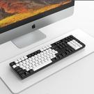 USB鍵盤 無線鍵盤鼠標套裝靜音商務辦公電腦筆記本光電鼠標黑色