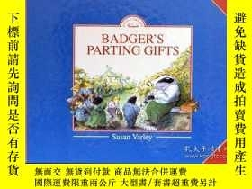 二手書博民逛書店Badger s罕見Parting Gifts (Little