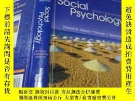 二手書博民逛書店social罕見psychologyY212829