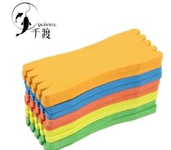 [協貿國際]彩色繞線板簡易方便多線組 20個價