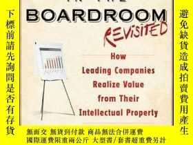 二手書博民逛書店Edison罕見in the Boardroom Revisited: How Leading Companies